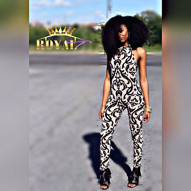 #newarrivals at #houseofroyaltboutique #meshbodysuit #fringeshoes Model_YaYa_Hair_ God _MUA_ _naee_s