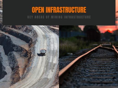 What Are The Key Areas Of Mining Infrastructure?