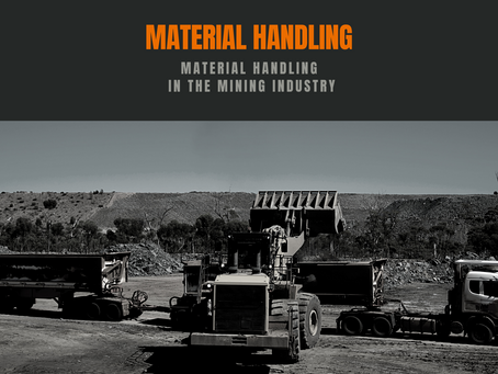 Material Handling in the Mining Industry