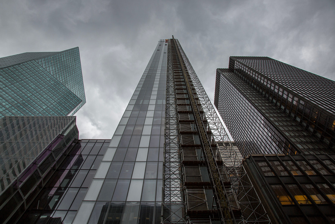 100 E 53 - Foster + Partners