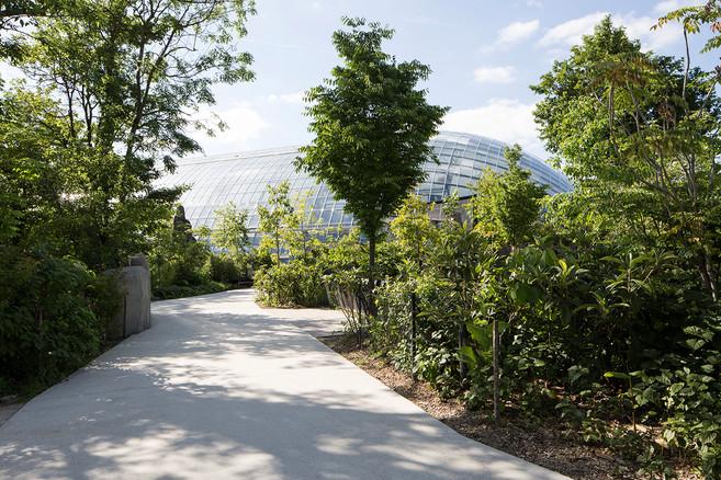 Parc Zoologique de Paris - Tschumi & Osty