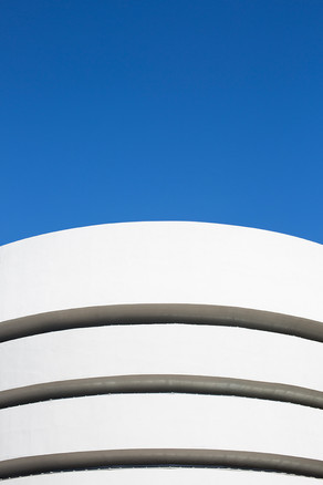 Musée Solomon R. Guggenheim - Frank Lloyd Wright
