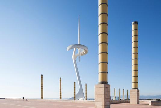 Tour Telefon - Santiago Calatrava