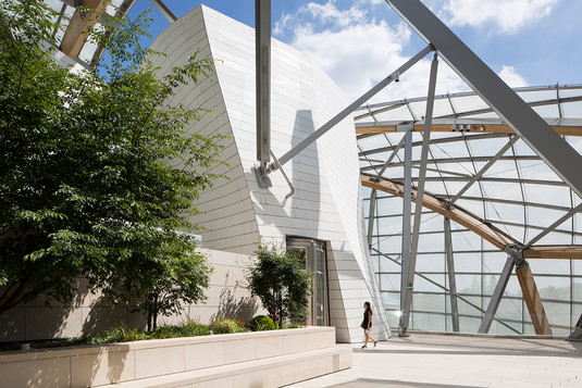 Fondation Louis Vuitton - Frank Gehry