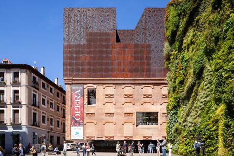 Caixa Forum - Herzog & De Meuron