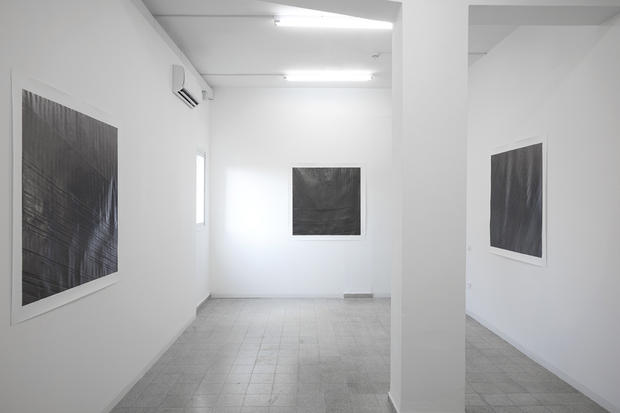 Cronos, 2020 ,installation view, MFA Bezalel.