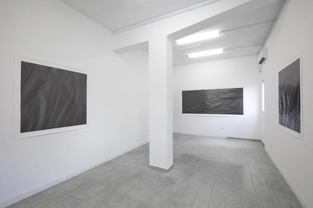 Cronos, 2020 ,installation view, MFA Bezalel