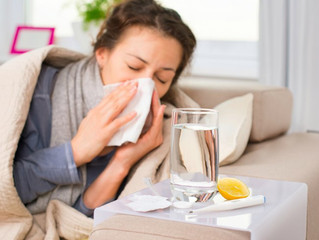 Kicking Cold and Flu Season's Fanny