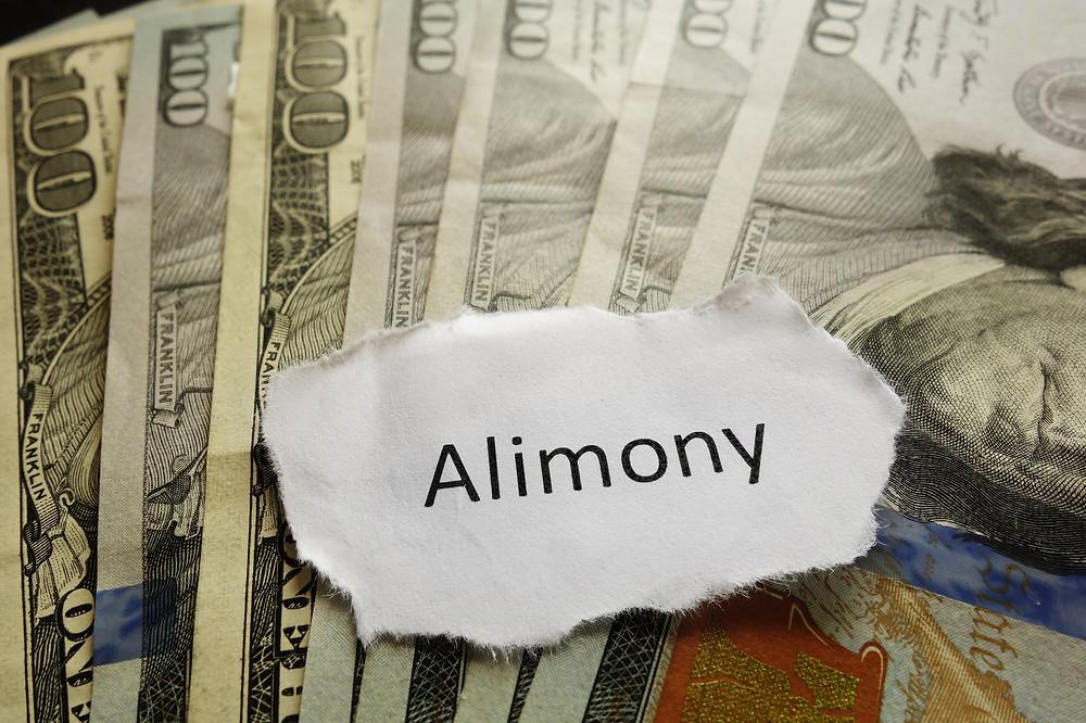 Tax Reform Alimony