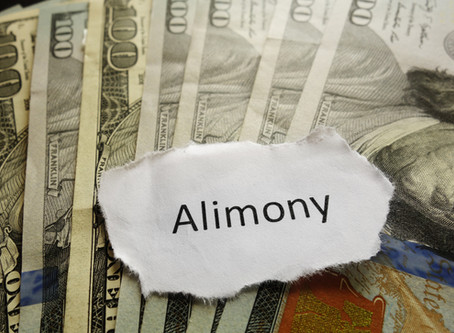Tax Reform & Alimony: Impact of Federal Tax Law on Your Divorce