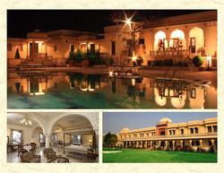 Exterior - Amar Mahal Orchha