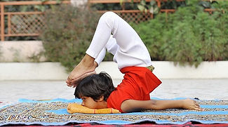 Yoga and Meditations Tours India