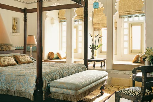 Grand-Royal-Suite - Taj Lake Palace