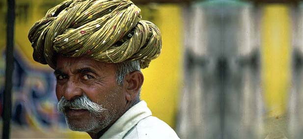 Rajasthani Men