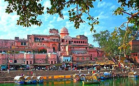 Chitrakoot travel packages