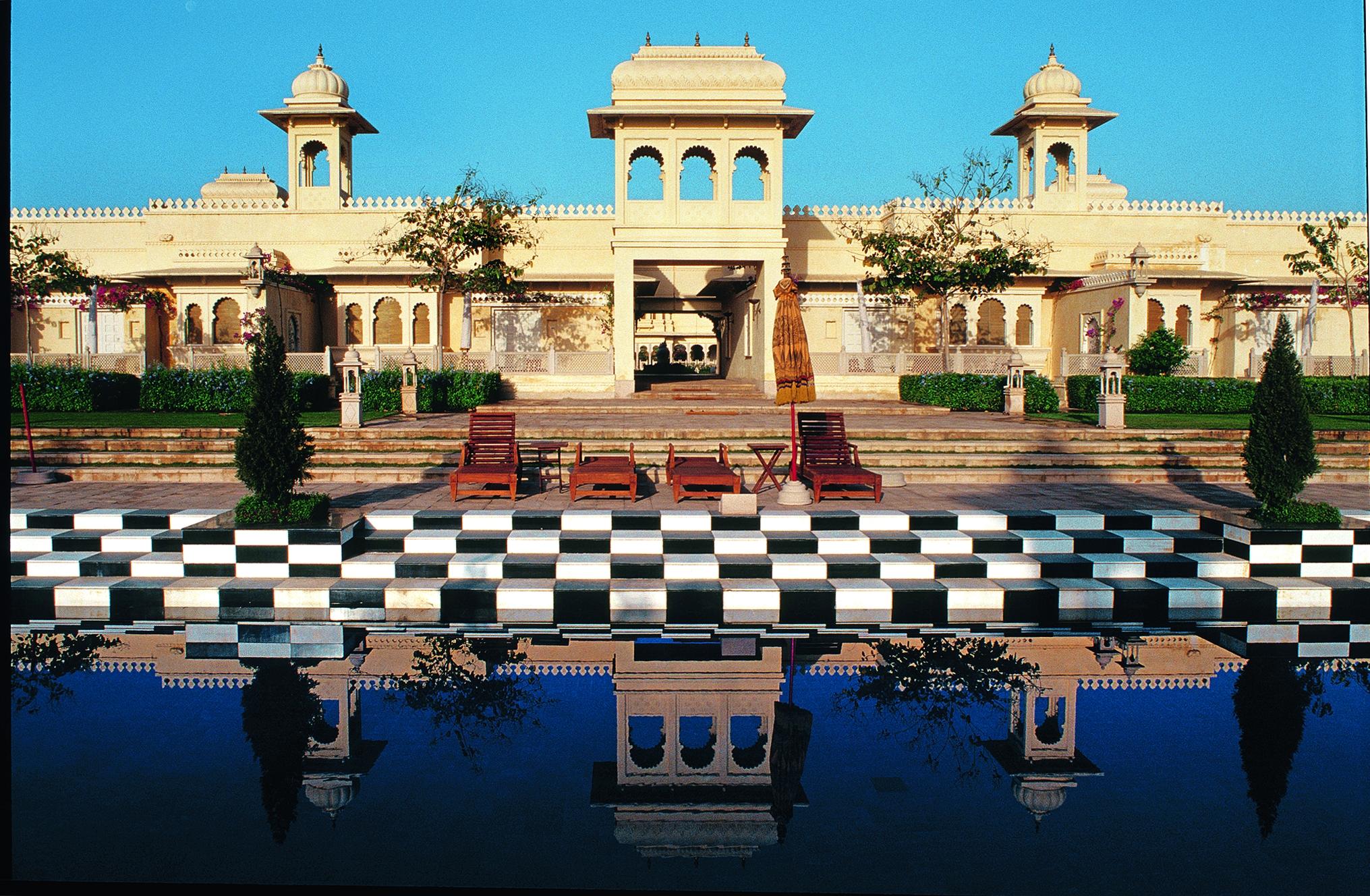 Pool - Udaivilas Udaipur
