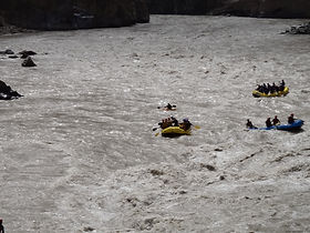 Karsha Rafting tour