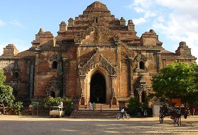 Dhamayangyi Temple - Myanmar