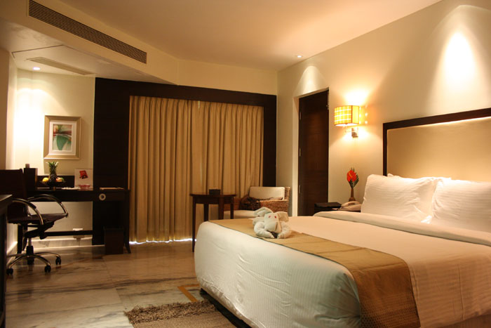 Room - Royal Orchid Hospet