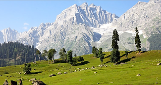 Sonmarg Kashmir holiday Packages