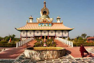 Lumbini tours and travel packages