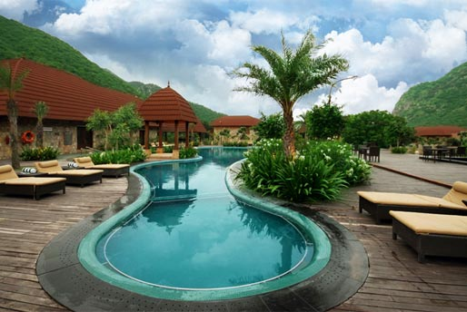 Pool - Ananta Resorts _ Spa pushkar