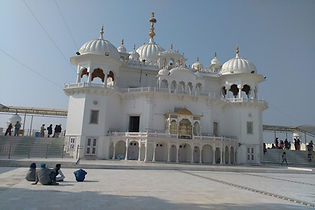Takht Sri Keshgarh Sahi Nanded Sikh temple tour and travel packages
