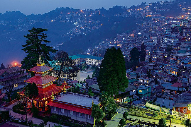Darjeeling and Sikkim Tours and travel packages