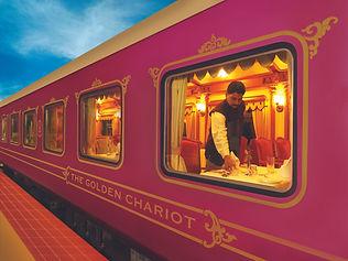 Golden Chariott, Luxury gay travel to India