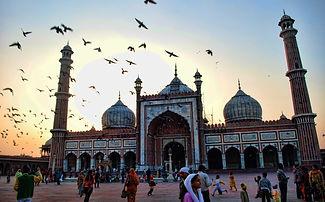 Jama Masjid Old Delhi walking tours