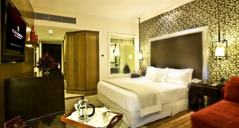 Luxury Room - ITC Rajputana Jaipur