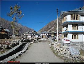 Rampur, Sarahan and Sangla Pass