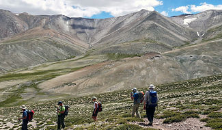 Purni Trekking tour