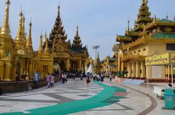 Pagodas of Yangon