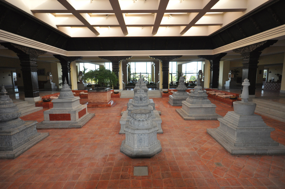 Lobby - Hyatt Regency Nepal