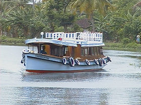 Kumarakom - Backwater's tour of Kerala
