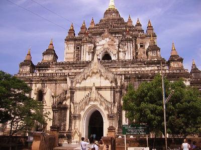 Thatbyinnyu Temple - Myanmar