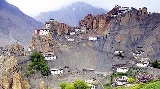 Trekking tour of Kaza