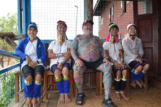Gay group tours to Myanmar