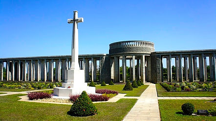 Allied War Memorial Cenetery - Myanmar