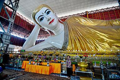 Chauk Htat Gyi Pagoda - Myanmar