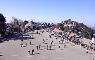 City tour of Shimla City