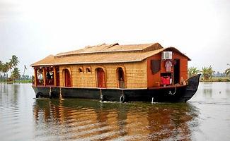 Allepey - Back waters of Kerala