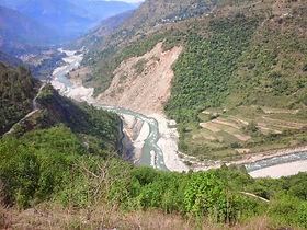 Nandakini Valley