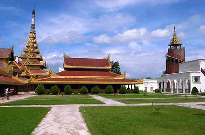 Mandalay Palace - Myanmar