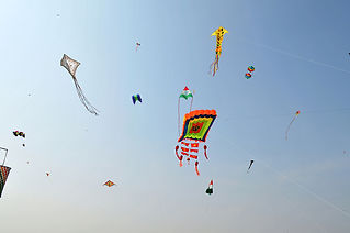 Kite-festival-India Tours and travel packages