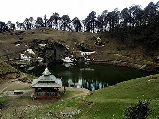 Sereolesar Lake
