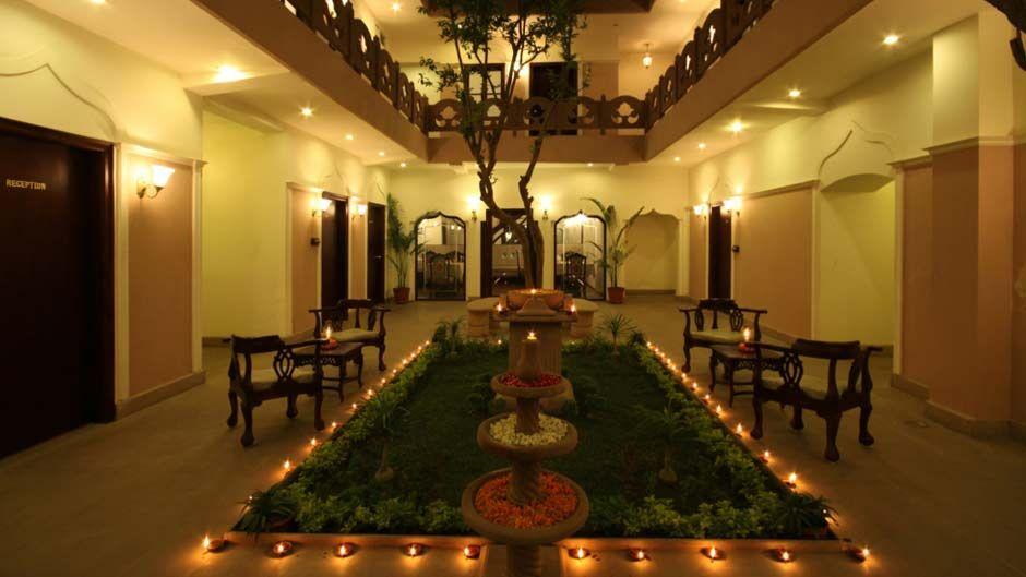 Lobby - Surya Uday Haveli Varanasi