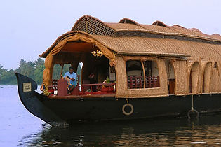 Backwaters tours and travel packages Kerala