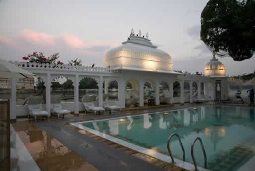 Pool - Tak Lake Palace Udaipur